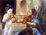 ಶ್ರೀಕೃಷ್ಣ ಮತ್ತು ಮಾವಿನ ಹಣ್ಣು ಮಾರುವವಳ ಕಥೆ