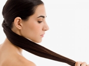 Damaged hair signifies bad body condition