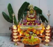 ವರಮಹಾಲಕ್ಷ್ಮಿ ಪೂಜೆ 2020: ಪೂಜೆಗೆ ಶುಭ ಮುಹೂರ್ತ, ಅದೃಷ್ಟ ಒಲಿಯಲು ಪೂಜೆಯ ವಿಧಿ ವಿಧಾನ