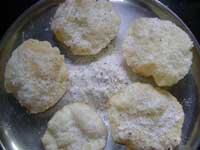 Bombay Poori sweet recipe