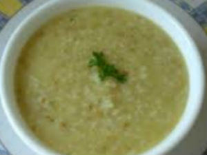 Green Gram Soup Recipe