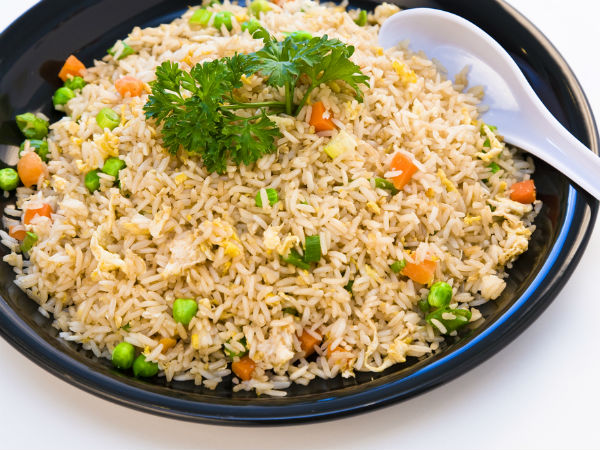Ginger Fried Rice | Variety Of Rice Recipe | ಶುಂಠಿ ...