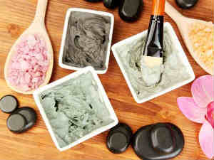 Homemade Mud Face Mask