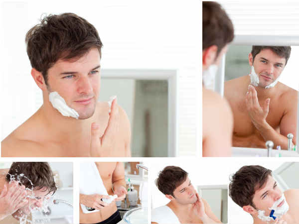 6 steps to a perfect shave