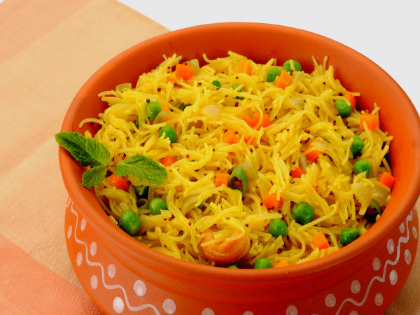 Tasty Semiya Upma Recipe For Breakfast