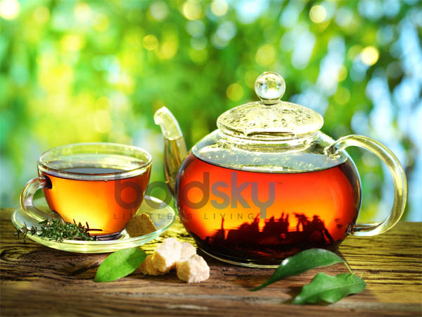 Healthy reasons to drink peppermint tea