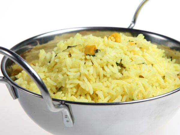 Spicy Potato Rice Recipe