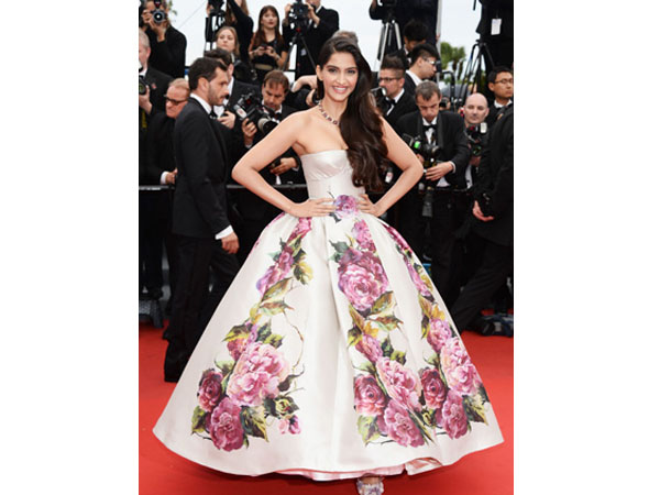 Sonam Kapoor's Magical Attires Over The Years