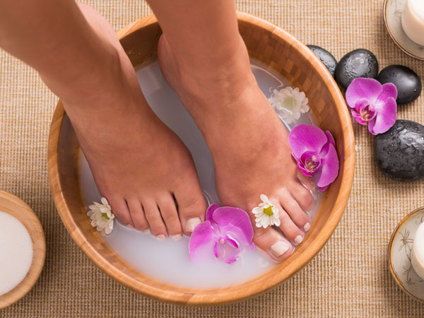 DIY: This Summer Try A Milk Pedicure For Soft Feet