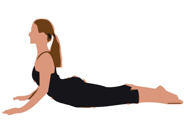 Bhujangasana (Cobra Pose) For Instant Energy
