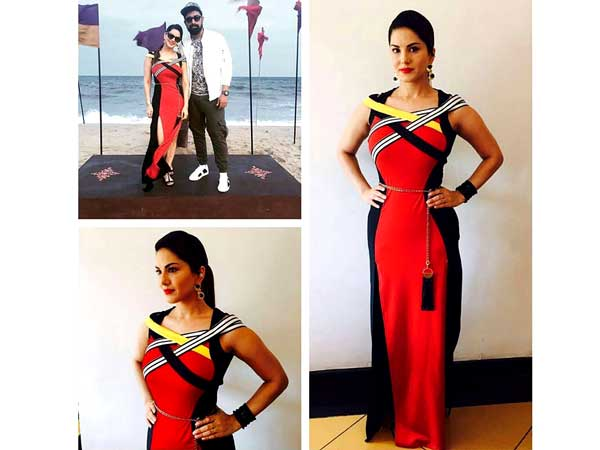 Sunny Leone Is Back With Splitsvilla 9 & She Has Worn This!