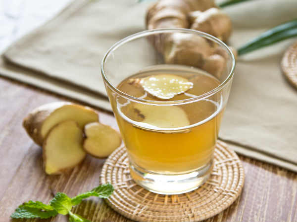 Amazing health benefits of ONE cup of ginger juice