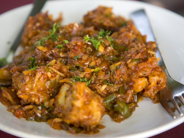 Quick & Easy Aloo Manchurian Recipe