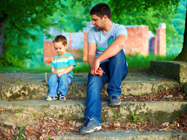 Fathers Play A Key Role During Childhood