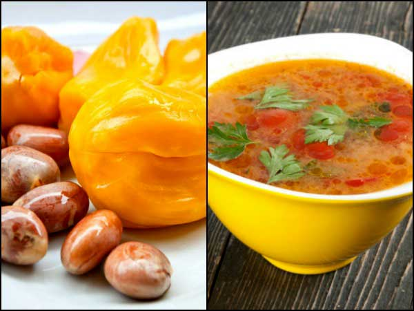 Delicious Jackfruit Rasam Recipe