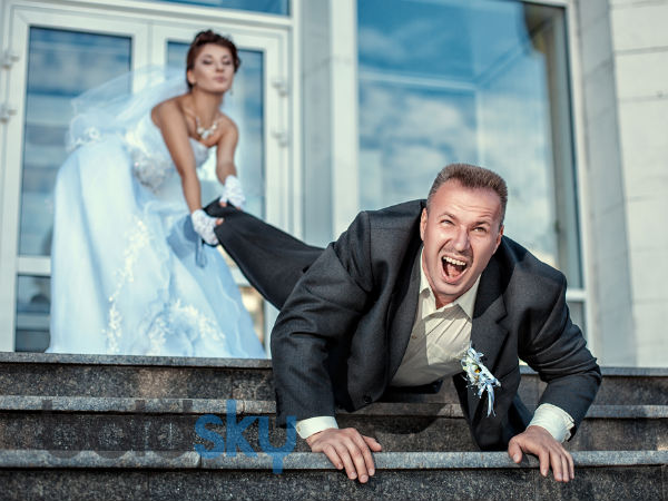 Strange And Craziest Wedding Traditions In The World