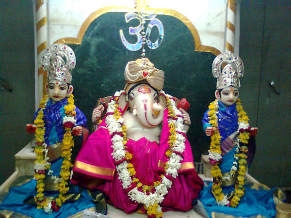 Things to remember while placing your Ganesha at home