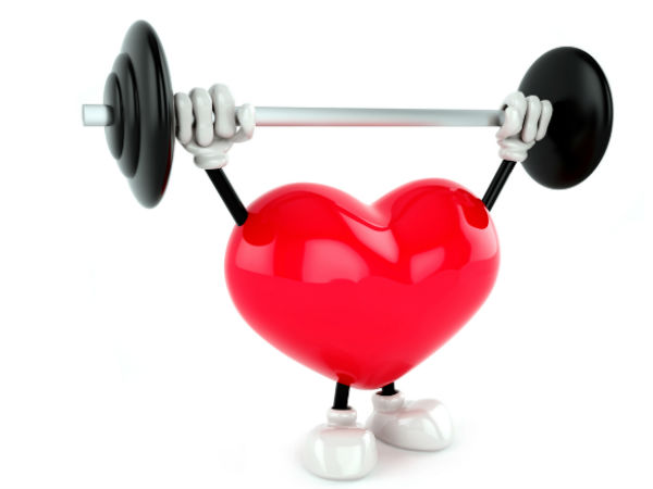 Exercise To Keep The Heart Healthy