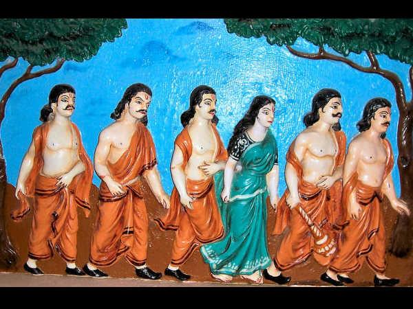 ಅಂದು ವಿಜಯ ದಶಮಿಯ ದಿನವೇ, ಪಾಂಡವರ ವಿಜಯೋತ್ಸವ!