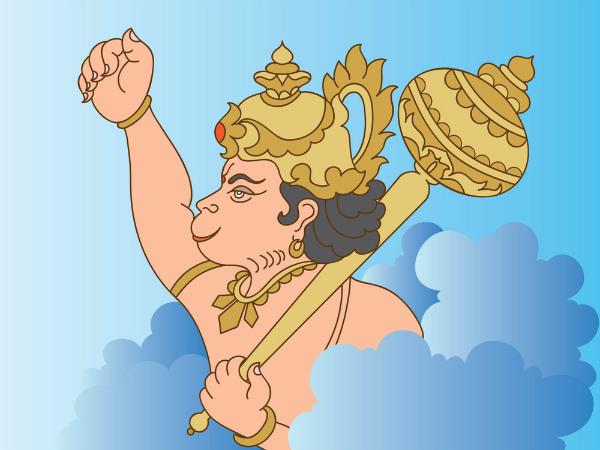 ಶಕ್ತಿ ದೇವತೆ ಹನುಮಂತನನ್ನು ಪೂಜಿಸುವ ವಿಧಿ-ವಿಧಾನ
