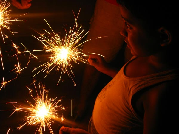 Safety points to be observed while celebrating Diwali