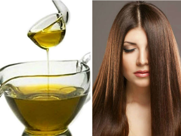 Oil for hair