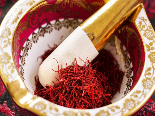 ಕೇಸರಿ ಫೇಸ್ ಪ್ಯಾಕ್- ಸ್ವಲ್ಪ ದುಬಾರಿಯಾದರೂ ತ್ವಚೆಗೆ ಒಳ್ಳೆಯದು