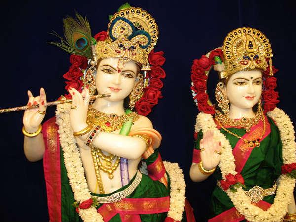 Why Sri Krishna Didn T Marry Radha Janmashtami Special