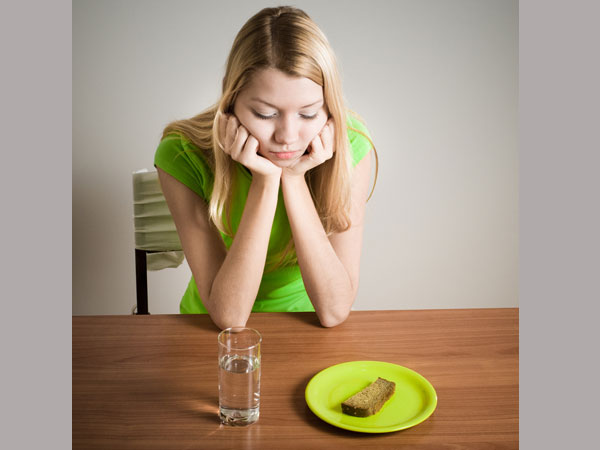 Women Fall Prey To Eating Disorders