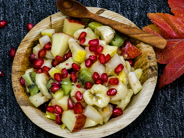 fruit chaat recipe