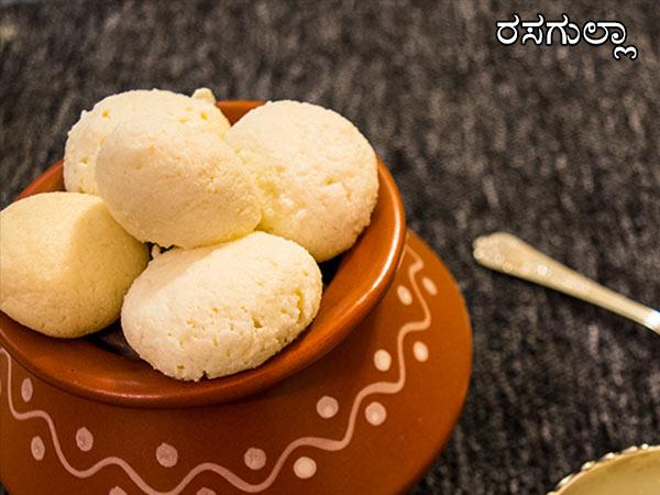 ನವರಾತ್ರಿ ಸ್ಪೆಷಲ್: ರಸಗುಲ್ಲಾ ರೆಸಿಪಿ
