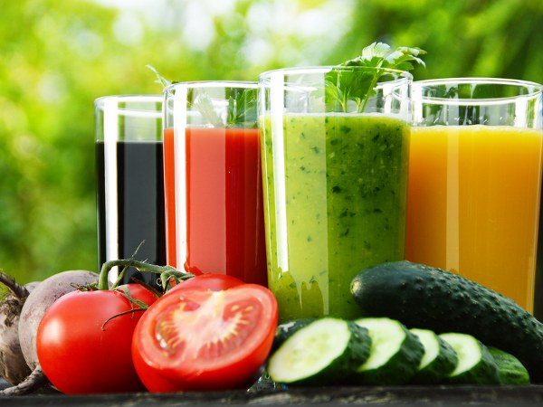 Vegetable Juices Health Disease Prevention