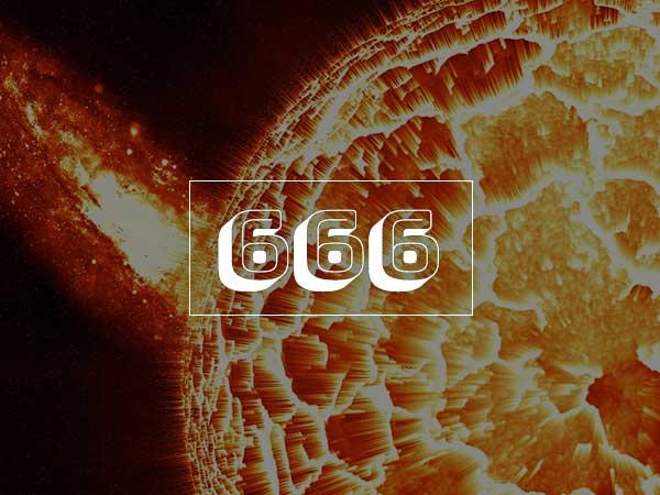 ಒಂದು ವೇಳೆ 666 ಕಂಡುಬಂದರೆ