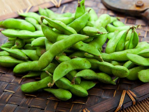 ಹಸಿ ಸೋಯಾ ಅವರೆ ಕಾಳು (Edamame Beans)
