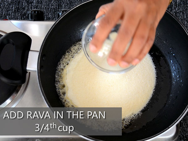 Rava Payasam Recipe