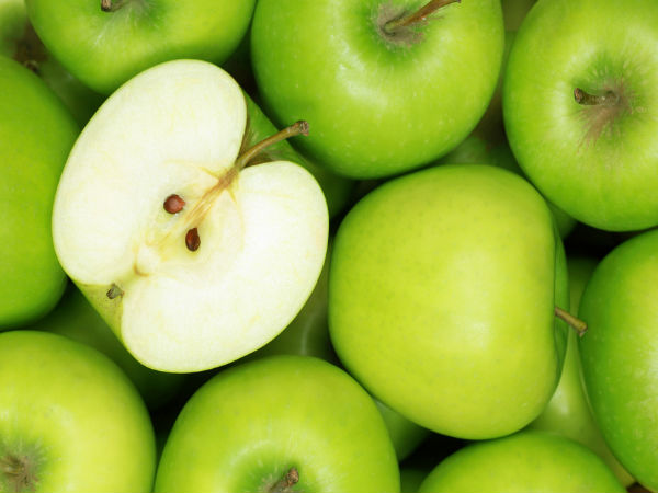 how to use green green apple for skin in kannada