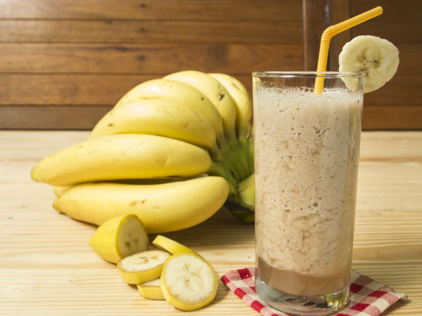 Reasons Why You Should Not Have Banana Milk Together