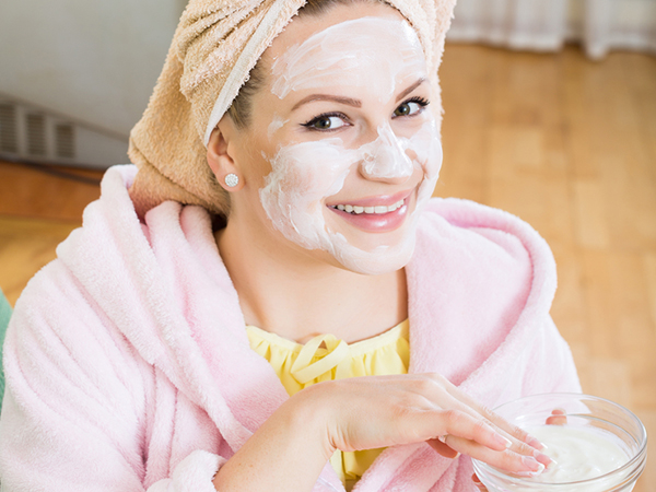 Homemade Face Masks Use Before Sleep Glowing Skin