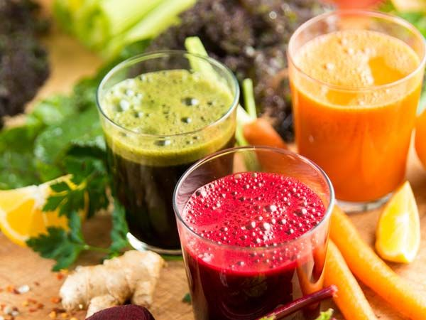 5 Healthiest Juices You Should Be Drinking