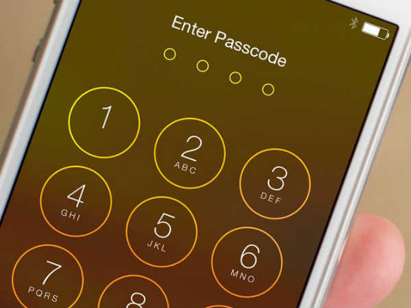 Should you share your phones password with your partner?