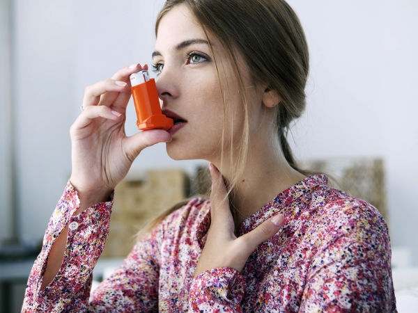 Homeopathic Remedy for Asthma