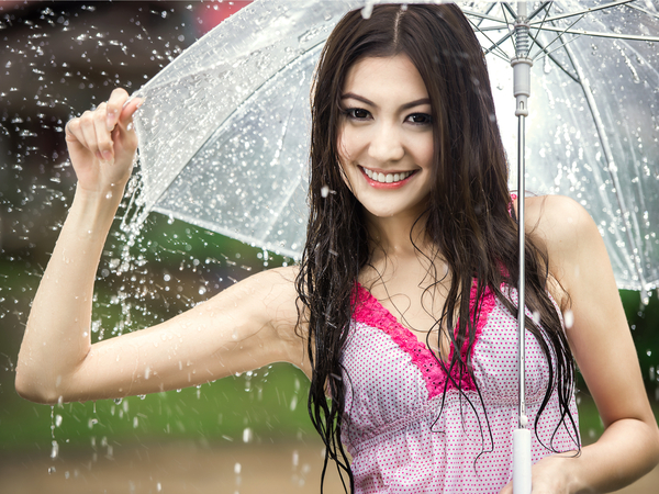 Want lustrous hair this monsoon