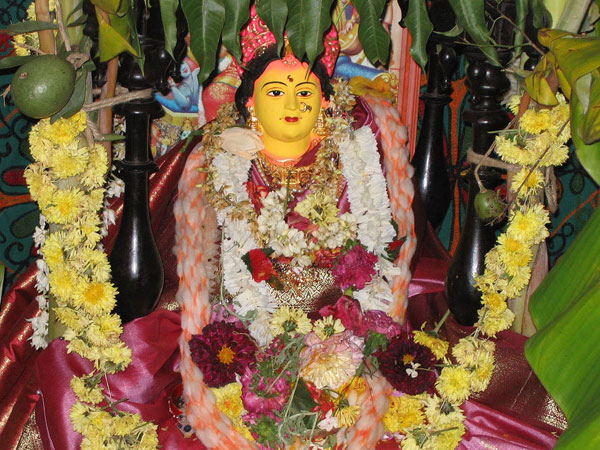 Rituals Associated With Gowri Habba