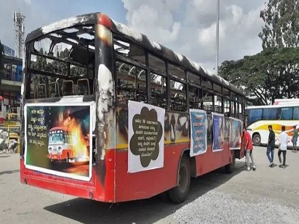 Why You Burnt Me?: Burnt KSRTC Bus Monologue!