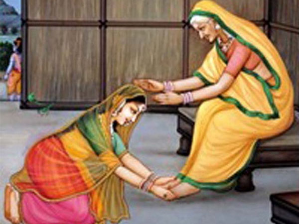 Why Do Indians Touch The Feet Of Their Elders