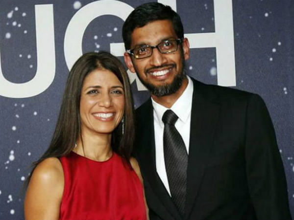 Sundar Pichai Facts About Alphabet S New Ceo
