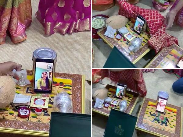Viral Video : ಅರೆರೆ... ಹೀಗೂ ನಿಶ್ಚಿತಾರ್ಥ ಮಾಡ್ಕೋಬಹುದಾ?