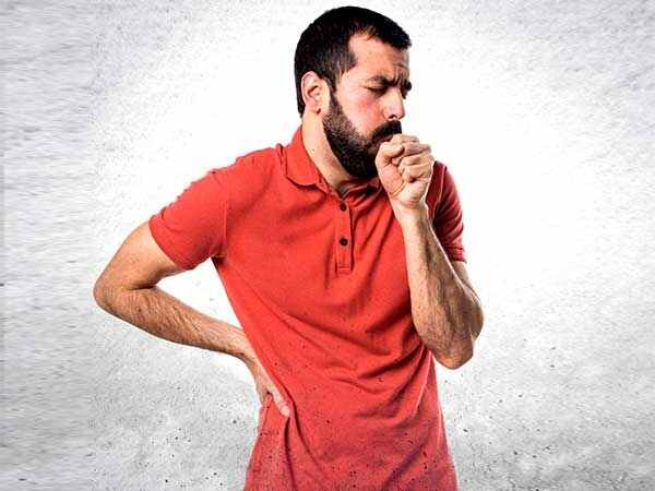 Dry Cough Is The Symptoms Of Coronavirus