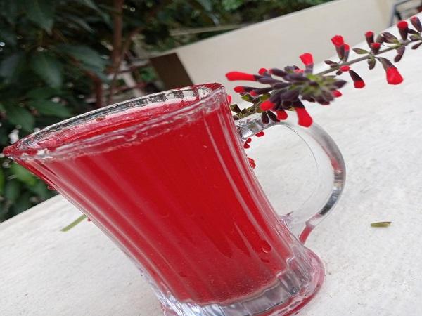 ಶುಂಠಿ, ಕಾಳುಮೆಣಸಿನ ಪುನರ್ಪುಳಿ ಜ್ಯೂಸ್