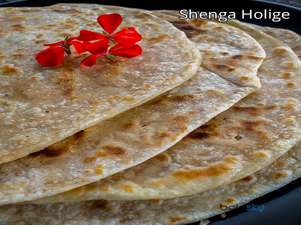 Shenga Holige Recipe